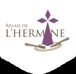 Logo traiteur relais de l'hermine