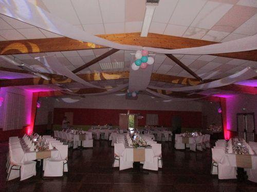 Salle de mariage bovel